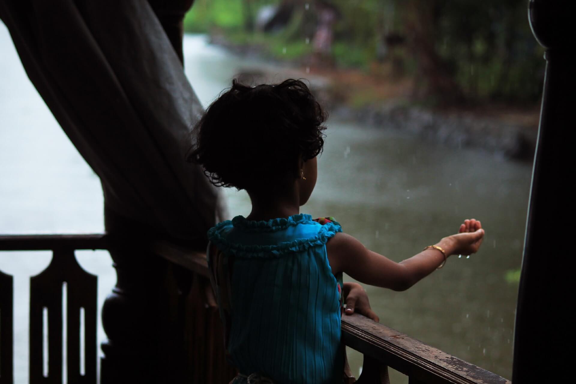 Enfant Sri lankais